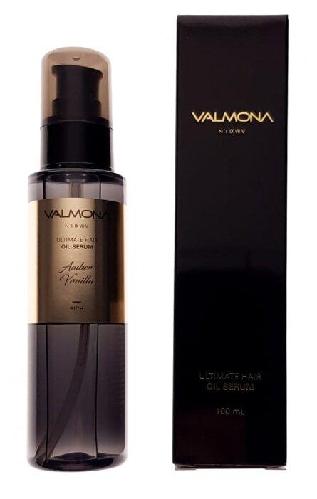 Valmona Масляная сыворотка для волос Янтарная Ваниль