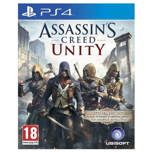 Купить Игра для PlayStation 4 Assassin's Creed Unity. Special Edition, Ubisoft