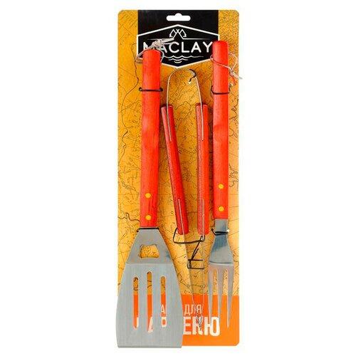 Набор для барбекю Maclay 134214 (3 предмета)