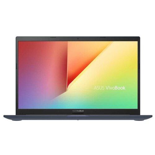 """Ноутбук ASUS VivoBook 14 M413DA-EB329 (AMD Ryzen 5 3500U 2100MHz/14""""/1920x1080/8GB/256GB SSD/AMD Radeon Vega 8/DOS) 90NB0R7A-M06430 синий"""