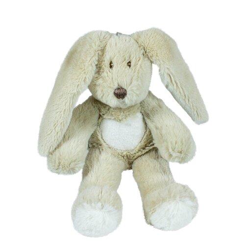 Мягкая игрушка Teddykompaniet Кролик мини 14 см, серый