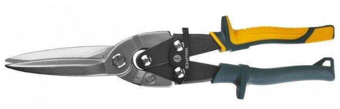 Строительные ножницы прямые 290 мм Kraftool Alligator 2328-SL
