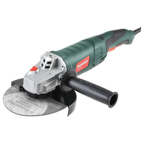 Фото - УШМ Hammer USM1350D, 1350 Вт, 150 мм ушм hammer usm710d 710 вт 125 мм