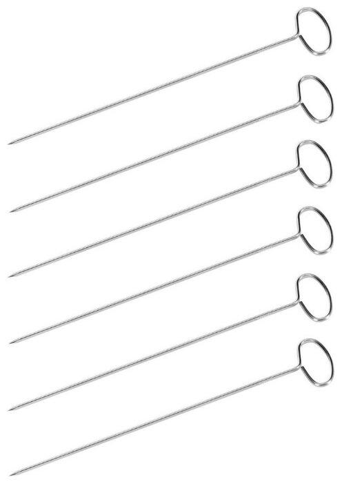 Набор шампуров Tescoma 420576, 30 см (6 шт.)