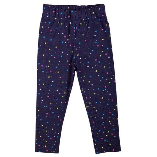 Легинсы SafariKids Stars размер 92, синий брюки safarikids best kid размер 92 розовый