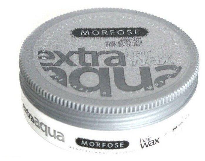 Morfose гель воск для волос Extra Aqua