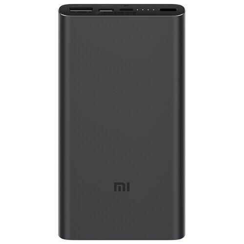 Аккумулятор Xiaomi Mi Power Bank 3 10000 черный