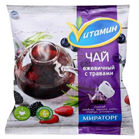 Vитамин Замороженная смесь Чай ежевичный с травами 300 г