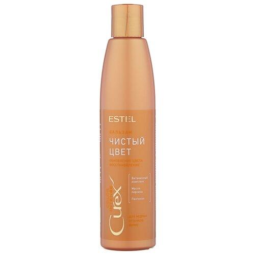 ESTEL Curex Color Intense Чистый цвет для волос медных оттенков, 250 мл estel креатив гель для укладки волос dublerin 100 мл