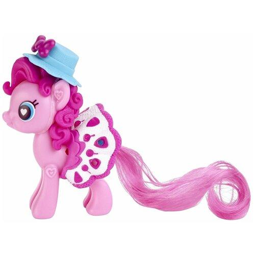 Фото - Игровой набор My Little Pony Поп-конструктор Пинки Пай B0739 набор для детского творчества набор д вышивания гладью my little pony