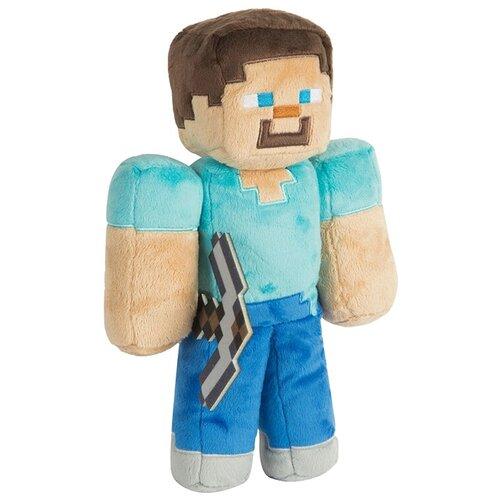 Мягкая игрушка Jinx Minecraft Steve 30 см