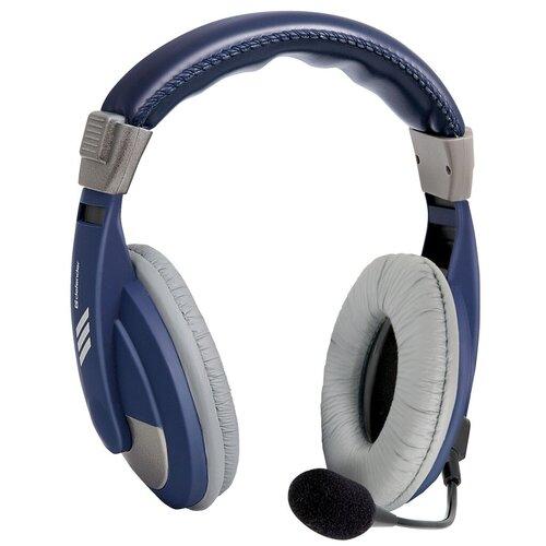 Компьютерная гарнитура Defender Gryphon HN-750 синий