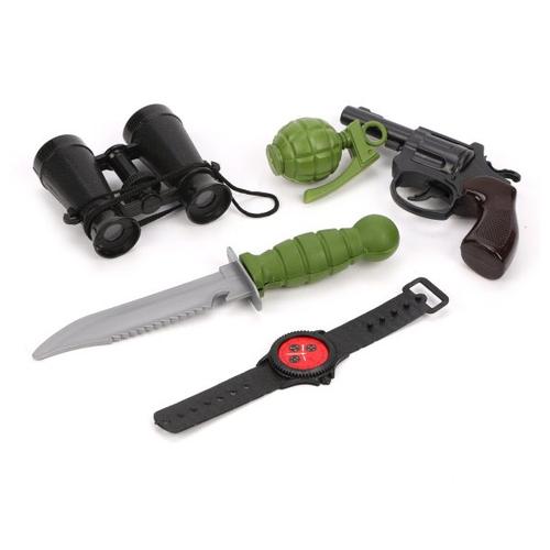 Игровой набор Наша игрушка Военный M9121 игрушка
