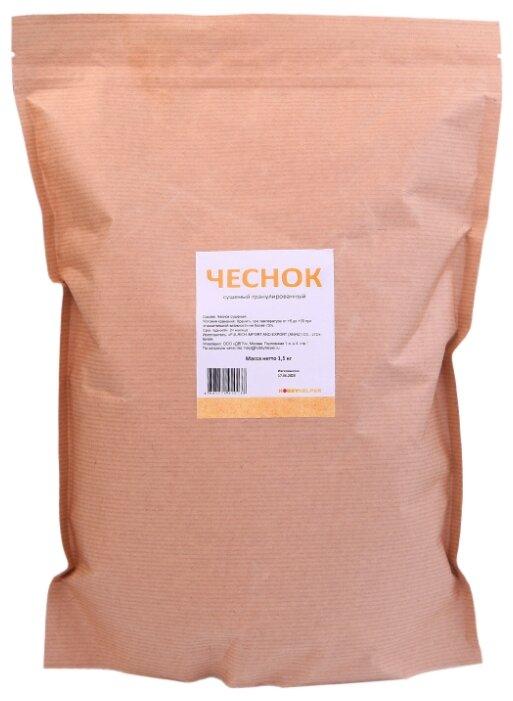 Купить Чеснок гранулированный 1,5 кг HOBBYHELPER по низкой цене с доставкой из Яндекс.Маркета (бывший Беру)