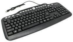 Клавиатура Jet.A BASIC LINE K14 Black USB