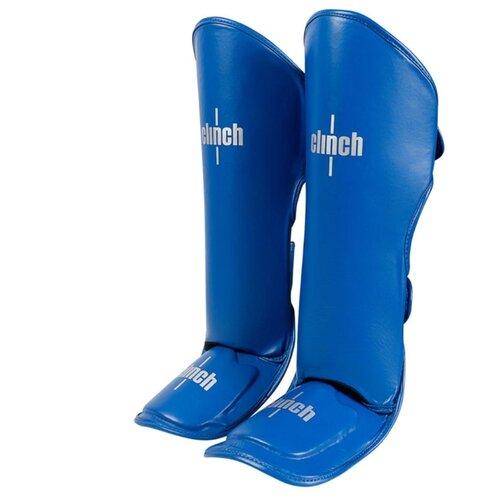 Защита голеностопа Clinch Shin Instep Guard Kick C521, р. XL