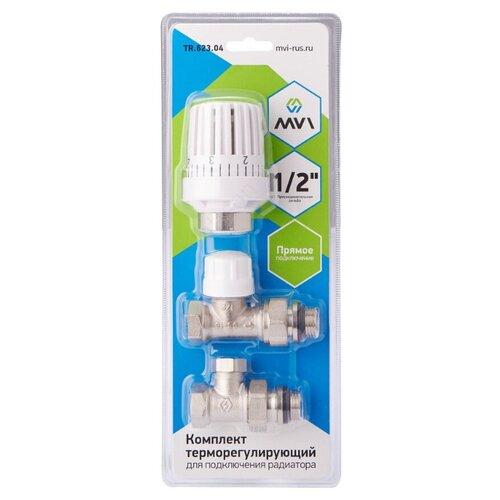 Термоголовка, термостатический клапан для радиатора MVI TR.623.04