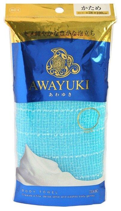 Мочалка OH:E Awayuki сверхжесткая (100 см)