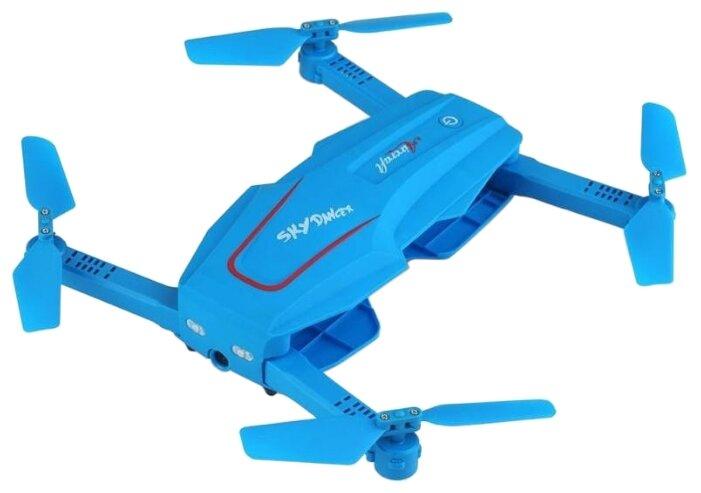Квадрокоптер WL Toys Q626 голубой фото 1
