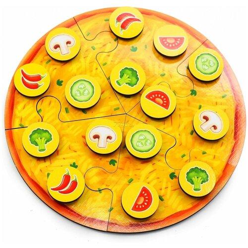 Пазл PAREMO Пицца вегетарианская (PE720-58), 20 дет.