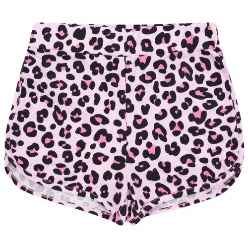 Купить Шорты Leader Kids размер 128, розовый/черный