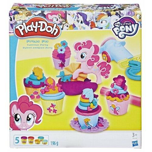 Масса для лепки Play-Doh Вечеринка Пинки Пай (B9324) rainer doh goldkap
