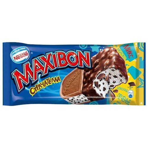 Мороженое MAXIBON пломбир