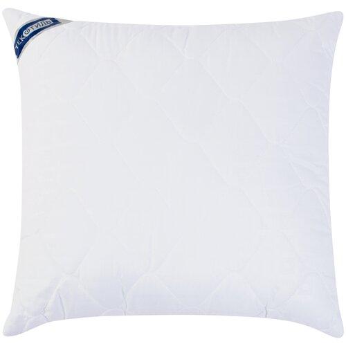 Подушка ТекСтиль Бамбук/микрофибра 70 х 70 см белый