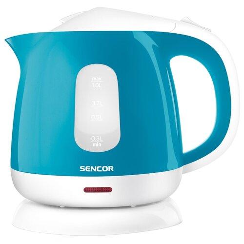 Фото - Чайник Sencor SWK 1017TQ, turquoise чайник электрический sencor swk 1017tq