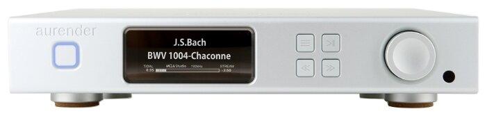 Сетевой аудиоплеер Aurender A100 белый