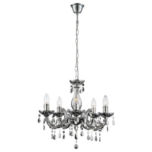 Люстра Globo Lighting Cuimbra II 63117-5, E14, 200 Вт люстра globo lighting juan 69008 5h e14 200 вт
