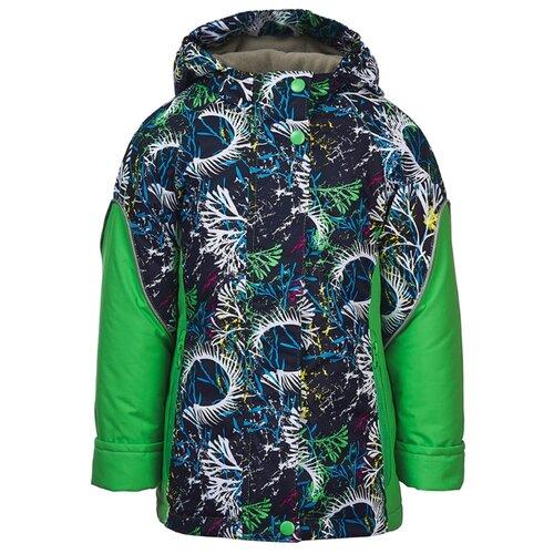 Фото - Куртка Oldos Мальта LAW192T106JK размер 98, зеленый куртка oldos мальта law192t106jk размер 98 зеленый
