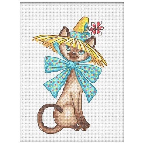 Купить Набор Соломенная шляпка 10х16 Овен 815, Наборы для вышивания