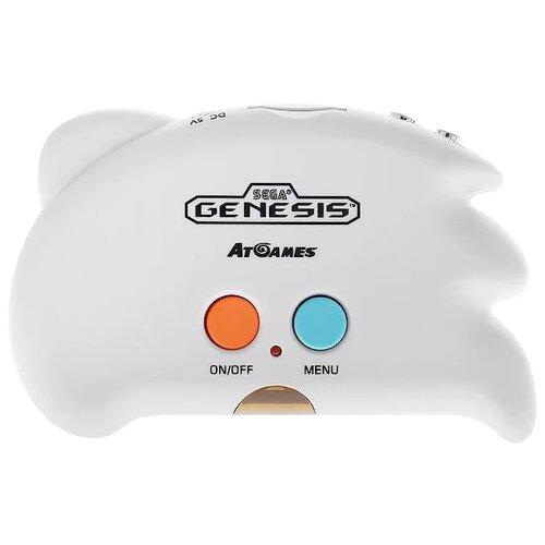 Игровая приставка SEGA Nano Trainer белый  - купить со скидкой