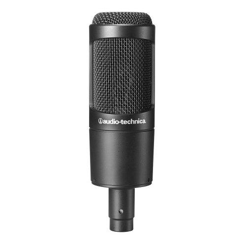 Микрофон Audio-Technica AT2035, черный