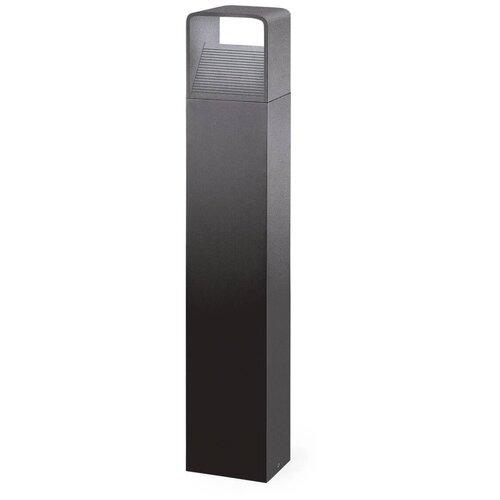 Eglo Уличный светодиодный светильник Doninni 1 98272, 6 Вт, цвет арматуры: черный, цвет плафона черный светильник светодиодный eglo pertini 96092 led 21 6 вт