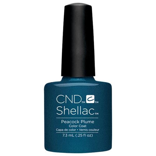 Купить Гель-лак для ногтей CND Shellac Contradictions, 7.3 мл, Peacock Plume
