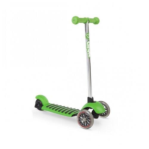 Фото - Кикборд Y-Volution Glider Deluxe зеленый y glider xl green
