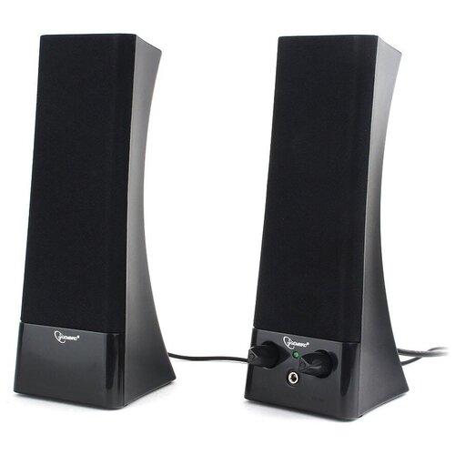 Компьютерная акустика Gembird SPK-500 черный