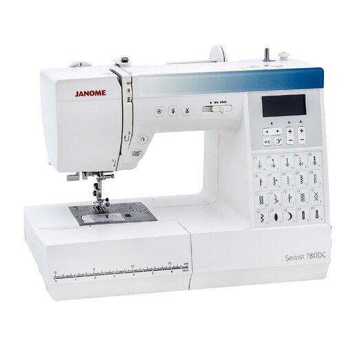 Швейная машина Janome Sewist 780DC