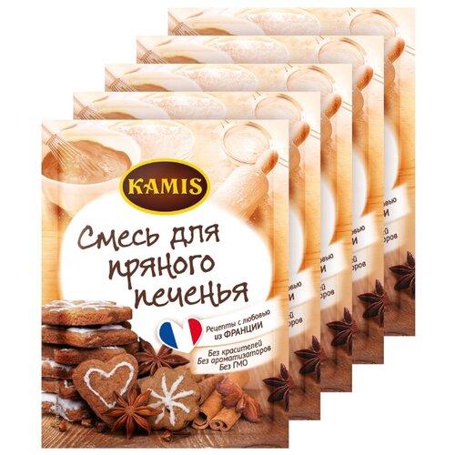 KAMIS Смесь для пряного печенья (5 шт. по 20 г)