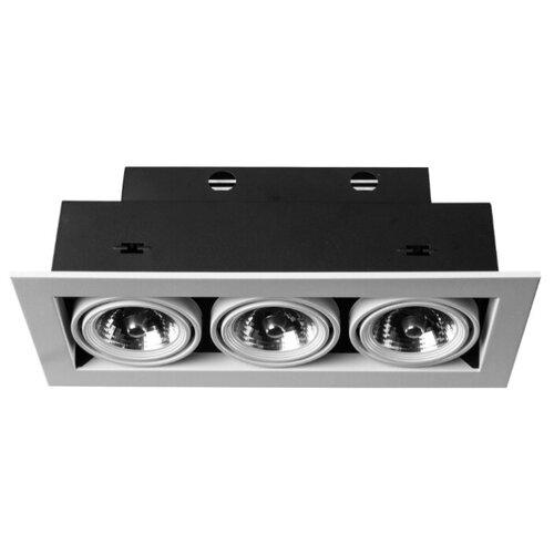 Встраиваемый светильник Arte Lamp Cardani medio A5930PL-3WH