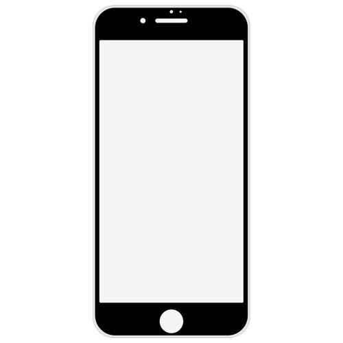 Купить Защитное стекло Hardiz Silicone Frame Cover Premium Tempered Glass для Apple iPhone 7+/8+ черный