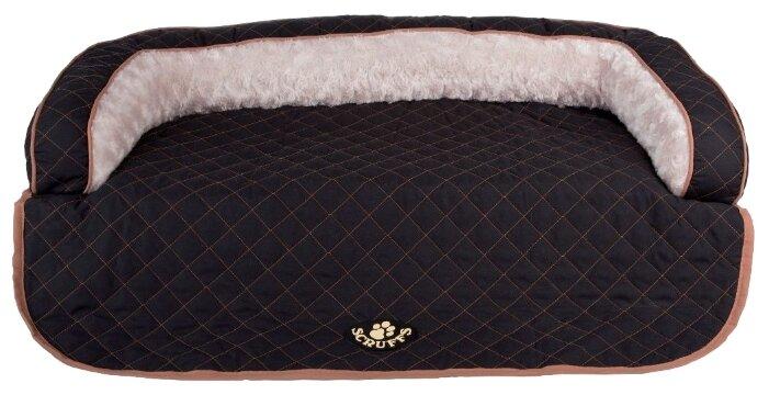 Лежак для собак Scruffs Wilton Sofa Bed L 90х70х12 см