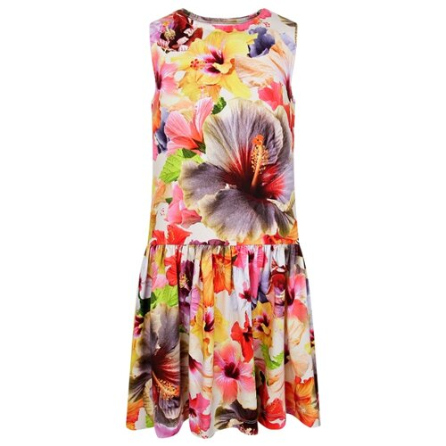 Платье Molo Candece Pacific Floral размер 98-104, 6067 Pacific Floral платье molo размер 134 140 8151 cher