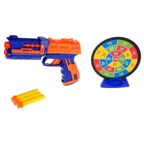 Купить Бластер Играем вместе (1509G026-R), Игрушечное оружие и бластеры