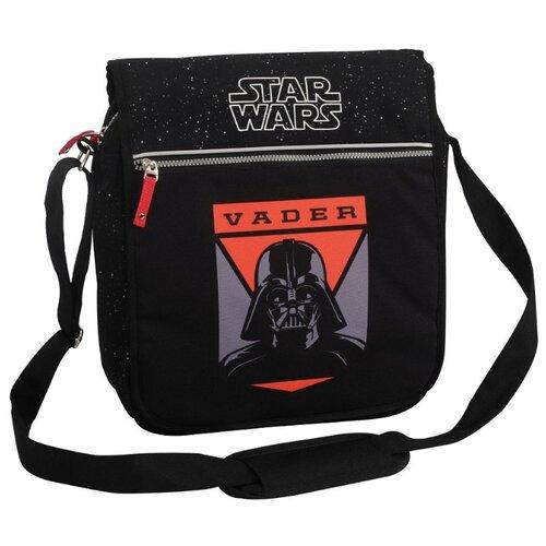 Купить Школьная сумка ErichKrause Star Wars (40752) черный, Школьные сумки