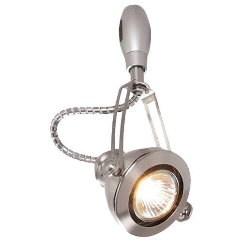 Трековый светильник-спот Odeon light Breta 3807/1B светильник odeon light 3807 1b modern
