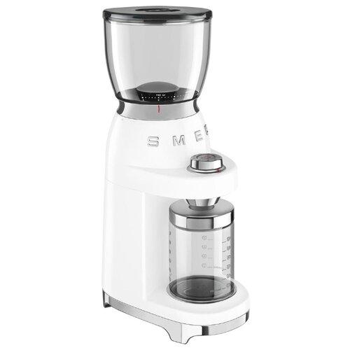 Кофемолка smeg CGF01 белый