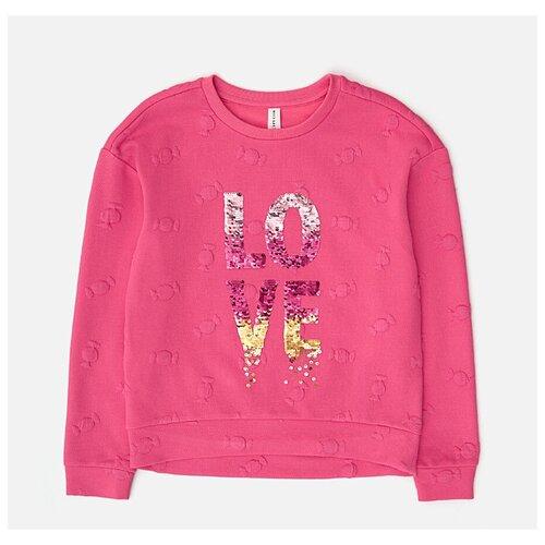 Купить Свитшот Concept club размер 116, розовый, Толстовки